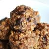 Oatmeal Peanut Butter Chocolate Balls