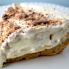 Heath Bar Fluff Pie