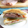 Sweet and Spicy Smoked Ham Sandwiches