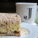 Cinnamon Swirl Coffee Cake and A Cedar Spoon Blog!