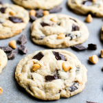 Chewy Chocolate Chip Butterscotch Cookies