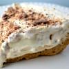 Heath Bar Fluff Pie