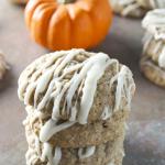 Oatmeal Pumpkin Pie Spice Cookies