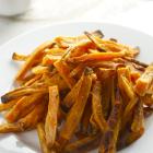Sweet Potato Fries with Honey Mustard Dipping Sauce