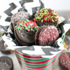 Chocolate Covered Oreo Cookies - Handmade Holidays: Bake, Craft, Sew