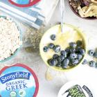 Stonyfield's New Grassfed and Whole Milk Yogurt