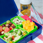 Italian Orzo Pasta Salad - Power Your Lunchbox: pledge to make healthy lunch for your kiddos!