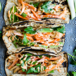 Chicken Teriyaki Tacos