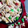 Christmas Crack (AKA White Chocolate Chex Mix)