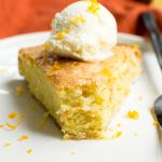 Almond Cake (Tarta de Santiago)