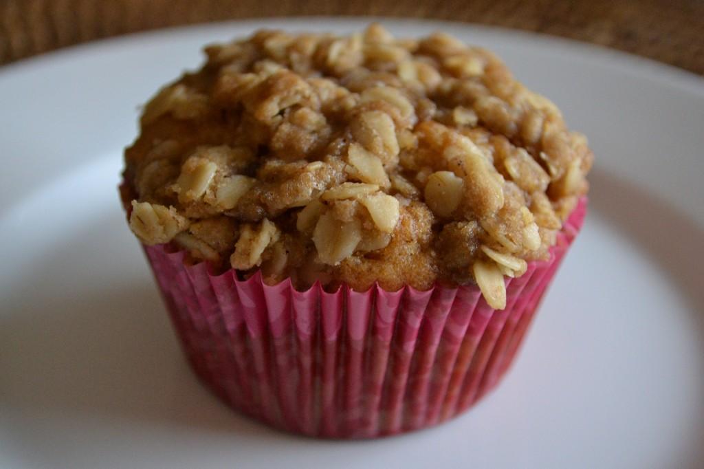 Crumb Cake Muffins Crumb cake muffins. save print