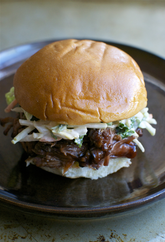 pictures How to Make Barbecued Coleslaw