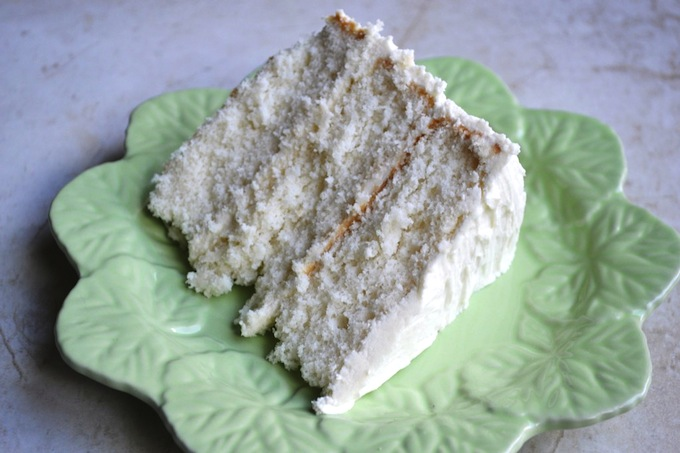 wedding cake recipe with white mix almond cake 23657
