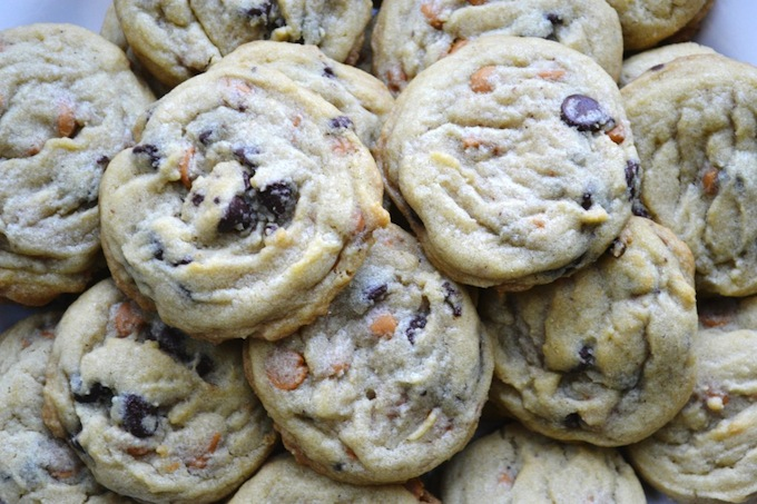 of my favorite cookie recipes…Butterscotch Chocolate Chip Cookies ...