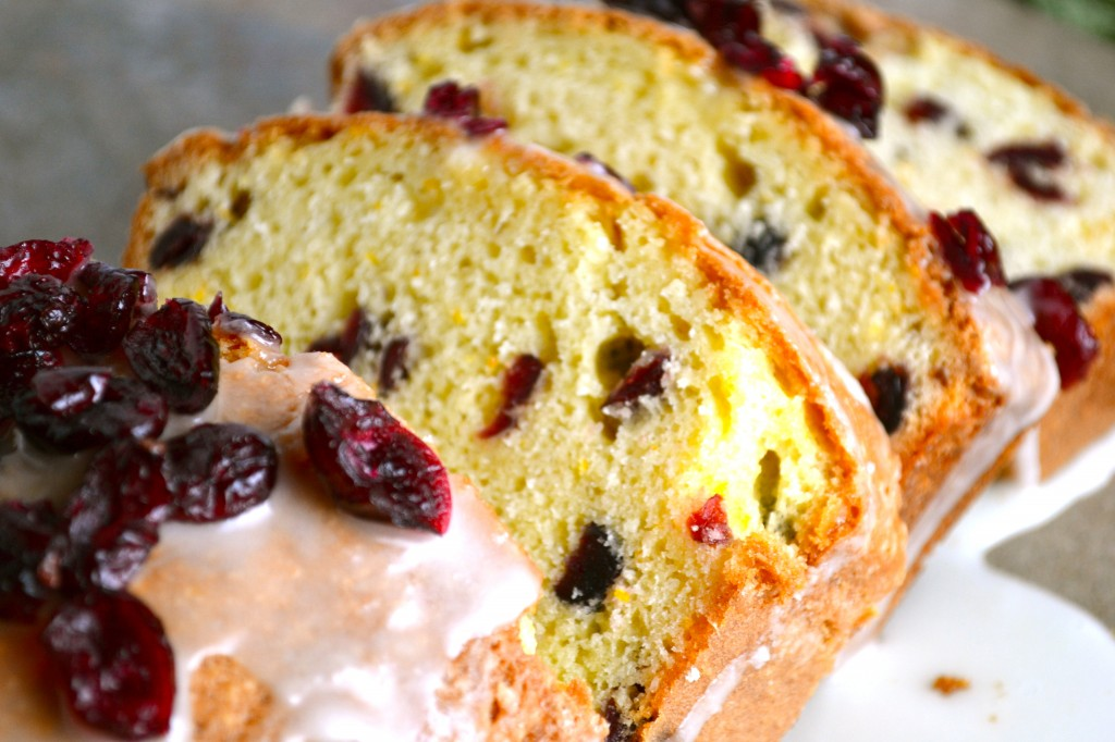 have made 5 cranberry orange bread loafs in the past month. I gave ...