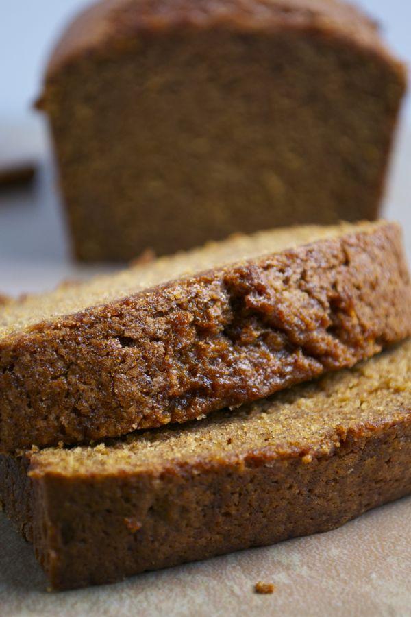 Super Moist Pumpkin Bread - Stuck On Sweet