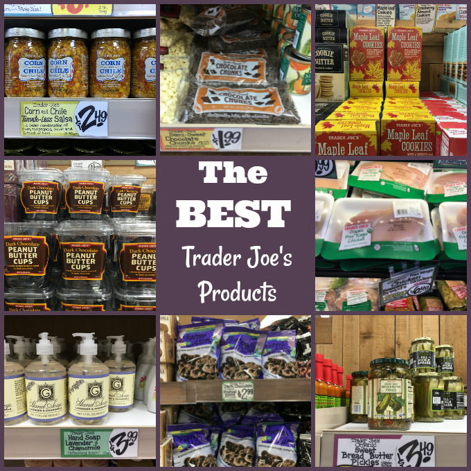 Best Trader Joe's Products - All of my favorites! - Stuck On Sweet